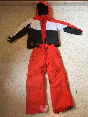 Chaqueta y pantalon esqui nueva niño