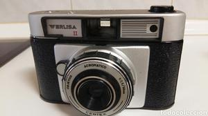Cámara antigua de fotos marca werlisa ll