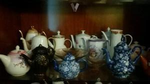 Colección de cafeteras