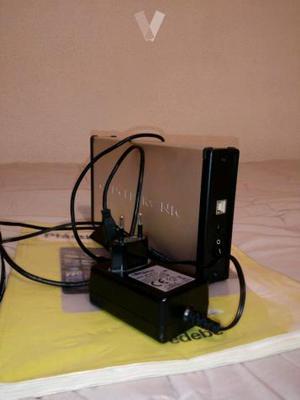 Disco Duro 40g ATA. Con carcasas de aluminio USB