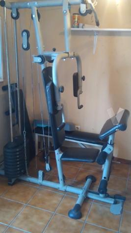 Equipo de musculacion