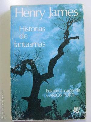 HISTORIAS DE FANTASMAS/ Henry James/ 1ª edición