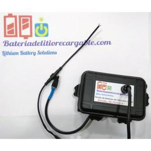 Kit bateria para sonda de pesca