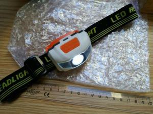 Linterna Frontal LED, MUY BRILLANTE