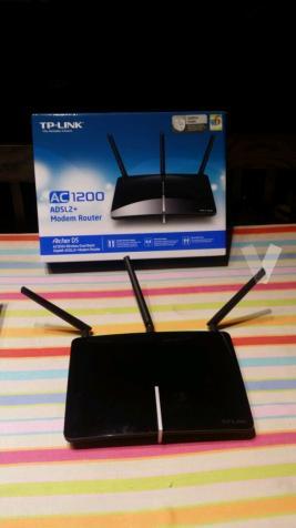 Modem Router TP-LINK ArcherD5 AC