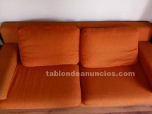 Se vende sofa 3 plazas