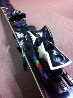Skis SALOMON 168cm Simon Dumont promodel