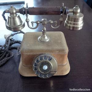 Teléfono antiguo Italia Telcer colección