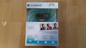Web Cam Logitech C270 HD 720