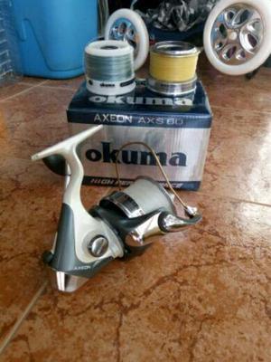 carrete okuma axs 60