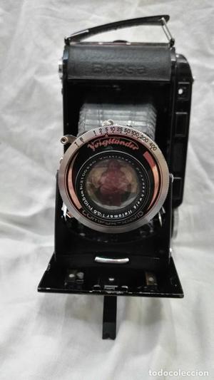 cámara fotográfica voigtlander