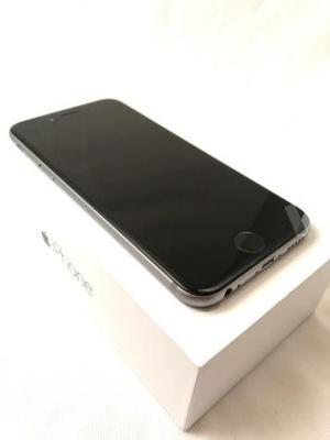 iPhone 6 64Gb libre. Caja, cargador y auriculares