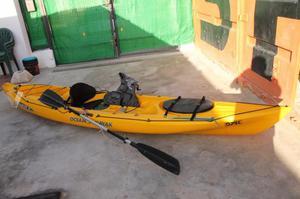 kayak.el mejor kayak de pesca