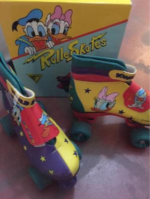 patines de ruedas para niña