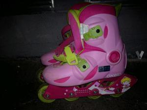 patines niña . + protecciones