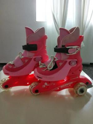 patines niña talla