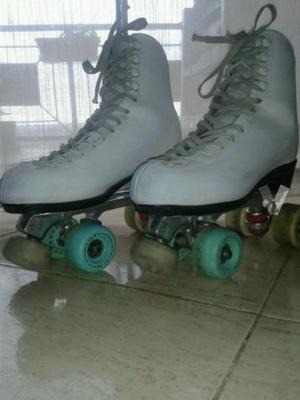 patines patinaje artístico.