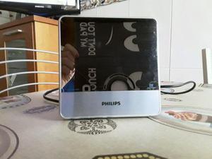 reloj electrónico marca Philips