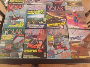 revistas Volar ulm parapente ala delta