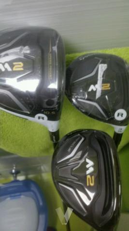 set golf M2 NUEVO A ESTRENAR