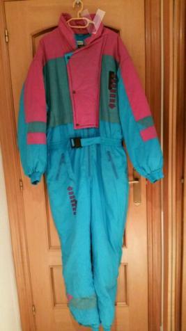 traje para ski