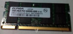 4 Gb memoria para ordenador portatil
