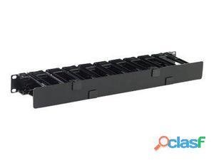 APC panel de control de cables con tapa - 1U
