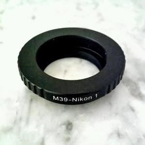 Adaptador Leica M39 a Nikon 1