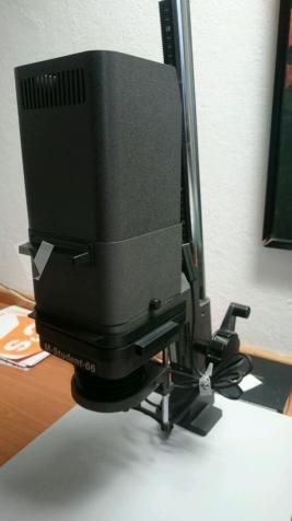 Ampliadora fotografica+ kit completo de revelado