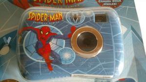 CÁMARA DIGITAL SPIDER-MAN LEXIBOOK
