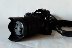 Camara de fotos Sony A7