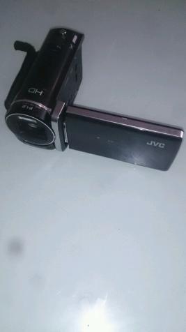 Camara jvc sin cargador ni bateria
