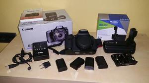 Canon 7D + Grip
