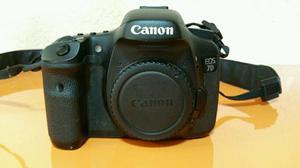Canon EOS 7D (obturador nuevo)