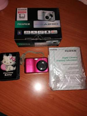Cámara digital de fotos.