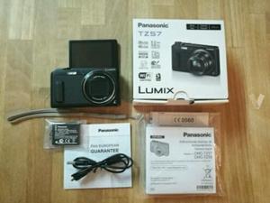 Cámara fotos compacta Panasonic Lumix TZ57