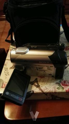 Cámara video Handycam Carl Zeiss