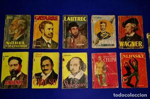 Colección de 10 Libros de Bolsillo