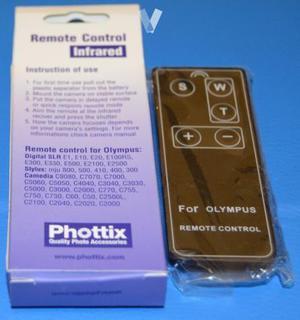Control remoto DSLR Olympus Reflex