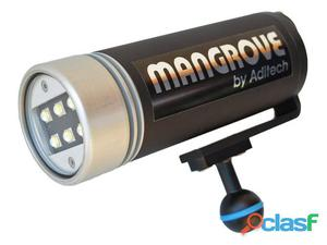 Especial video Mangrove Compact Video Light Vc 3l6 Wit Ball