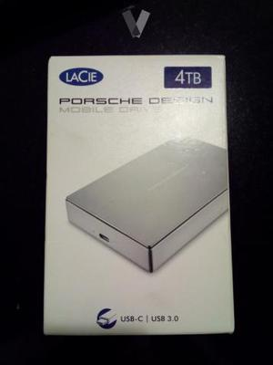 LACIE 4TB MOBILE DRIVE GB PC Y MAC disco duro