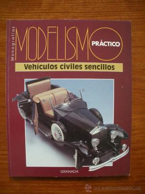 MODELISMO PRACTICO LOTE DE 3 MONOGRAFIAS