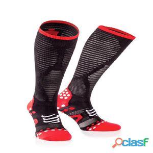 Medias compresión Compressport Full Socks Ultralight Racing