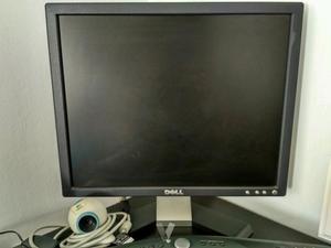 Monitor, teclado y ratón para PC
