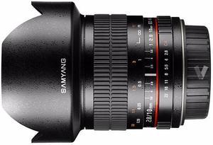 Objetivo10mm 2.8 Samyang para Sony