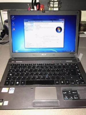 Ordenador Acer T 300 Gb 4 Mb memoria RAM