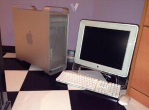Ordenador Apple power Mac G5