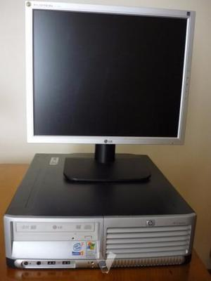 Ordenador Sobremesa HP Intel pentium IV 3.00 ghz