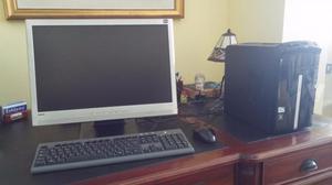 PC Packard Bell Pentium Dual-Core 3Ghz y 4Gb RAM