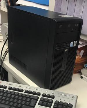 PC sobremesa HP DX MICROTOWER WINDOWS 10